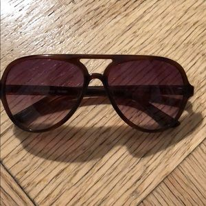 Juicy Couture Aviator Glasses